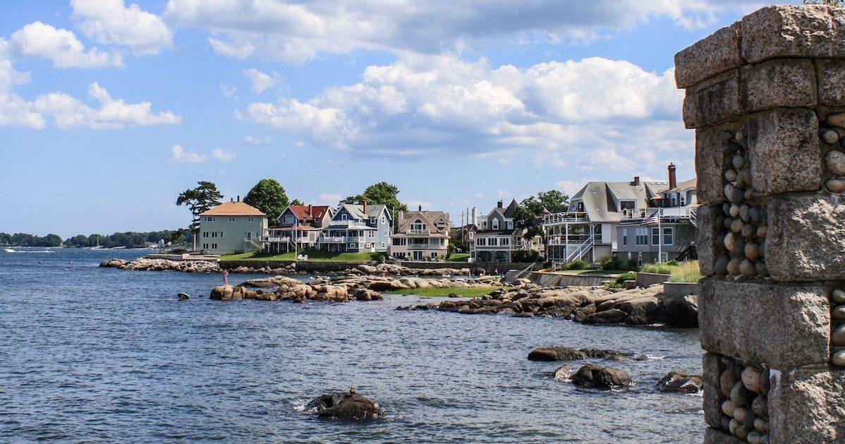 Salem Willows is an oceanfront park in Salem, Massachusetts.