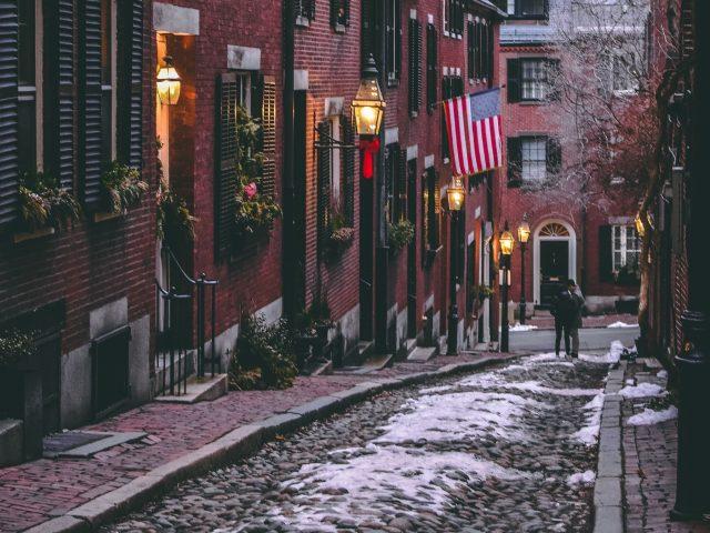 Moving to Downtown Boston